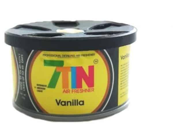 zapach w puszce 7tin vanilla
