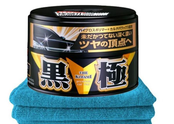 Soft99 The Kiwami Black Dark Wax