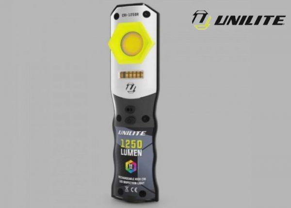 UNILITE CRI-1250R latarka