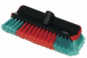VIKAN-524752-szczotka-z-przepływem-do-mycia-z-delikatnym-włosiem-poliestrowym-280mm