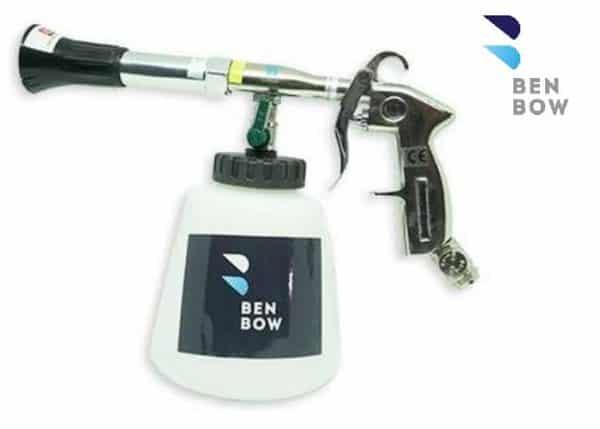 BenBow Tornado Gun Premium Black
