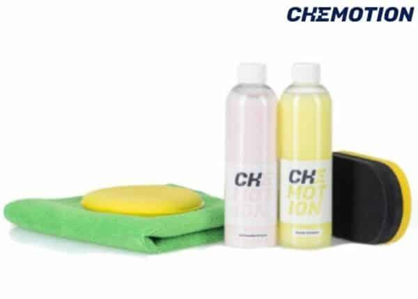 Chemotion Carnauba Set – zestaw do zabezpieczania lakieru z woskiem Carnauba + QD