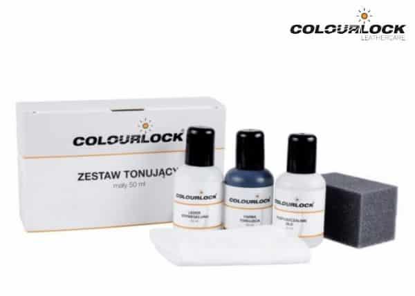 Colourlock zestaw tonujacy czarny 50ml