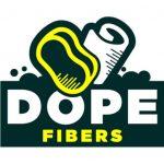 Dope fibers logo