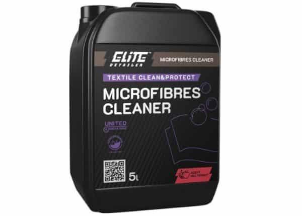 Elite Detailer Microfibres Cleaner 5L