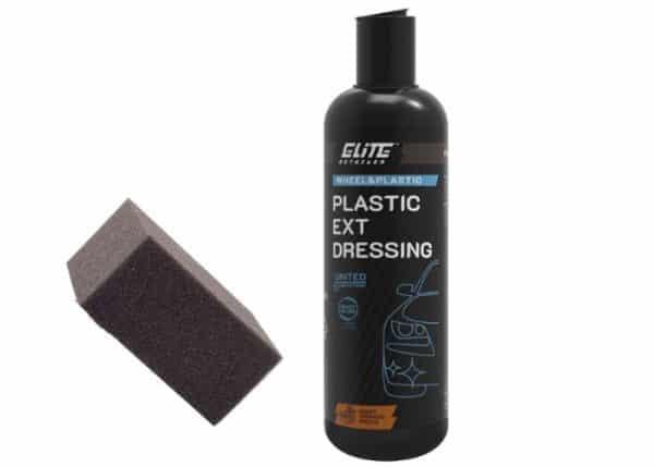 Elite Detailer Plastic Ext Dressing 500ml