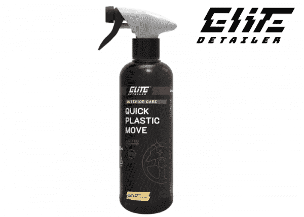 Elite Detailer Quick Plastic Move 500ml