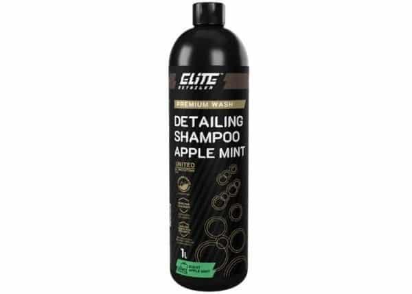 Elite Detailer Shampoo Apple Mint 1L