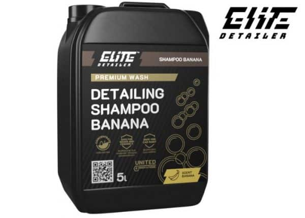 Elite Detailer Shampoo Banana 5L