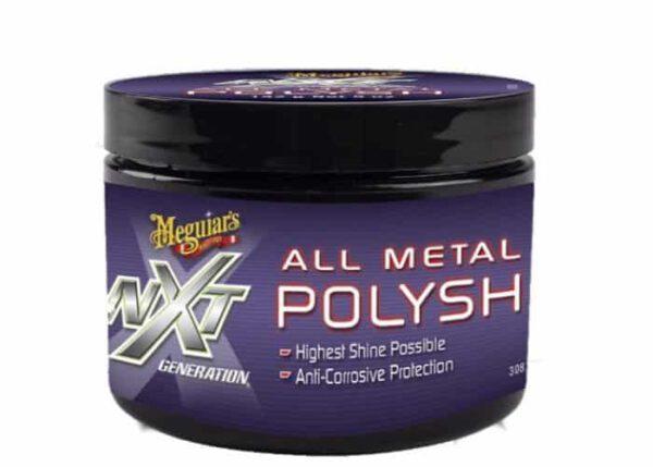 Meguiars NXT All Metal Polish