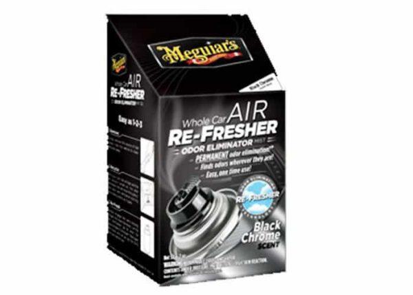Meguiars Whole Car Air-Refresher Black Chrome