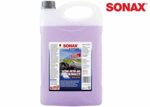 sonax płyn do spryskwiacza