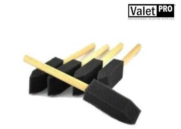 VALETPRO Foam Detailing Brushes