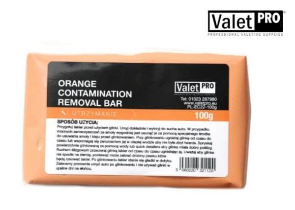 ValetPRO Orange Mild Clay Bar