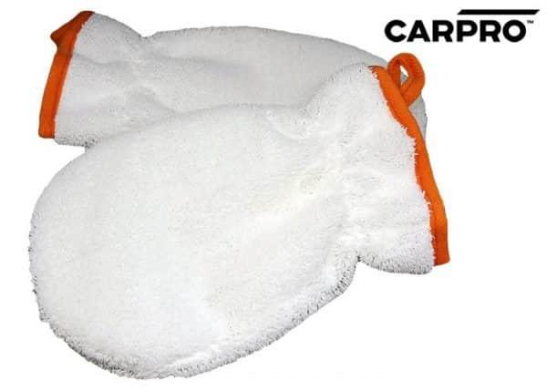 CarPro InnerScrub Microfiber Glove