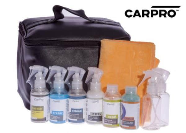 CarPro Maintenance Complete Kit Bag