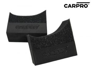 CarPro Tire Applicator BLACK