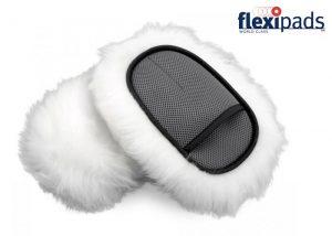 Flexipads Merino Swirl Freesoft Woolwash Mitt