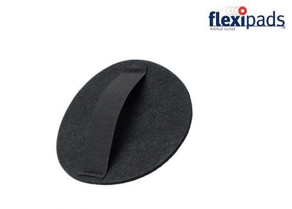 Flexipads uchwyt ręczny na rzep 80mm