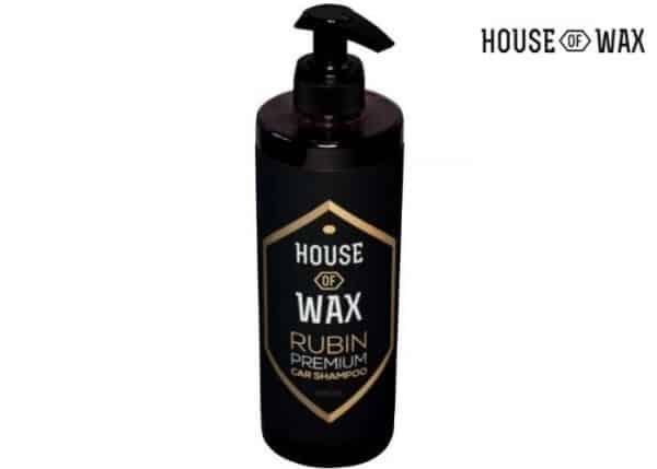 House of Wax Rubin Premium Car Shampoo
