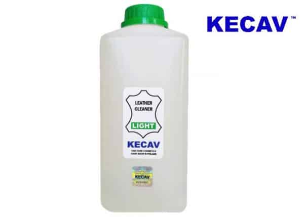 KECAV Leather Cleaner Light 1
