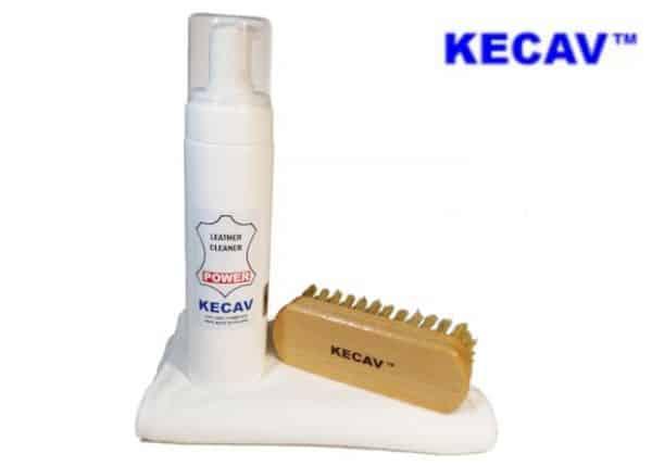 KECAV Leather Cleaner Set Power