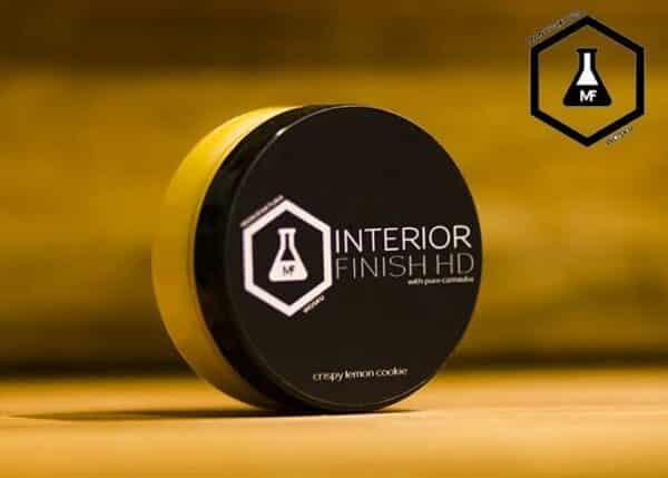 Manufaktura Wosku Interior Finish HD Crispy Lemon Coockie