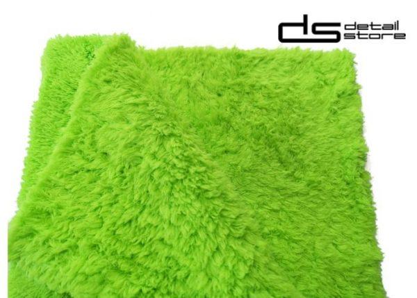 Mikrofibra GREEN PLUSH 800gsm 40x40cm