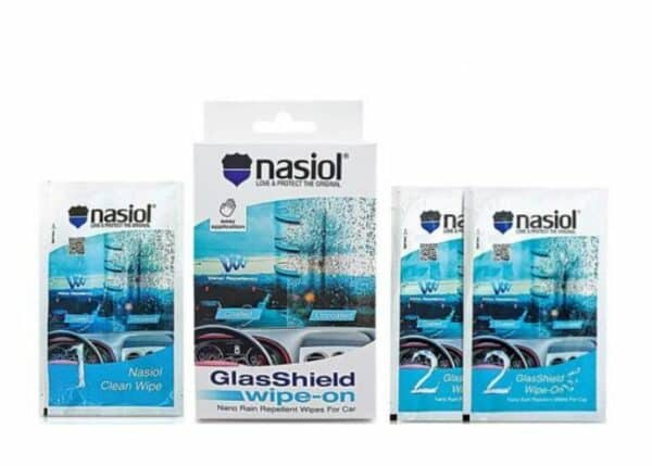 Nasiol-GlasShield-WIPE-ON set