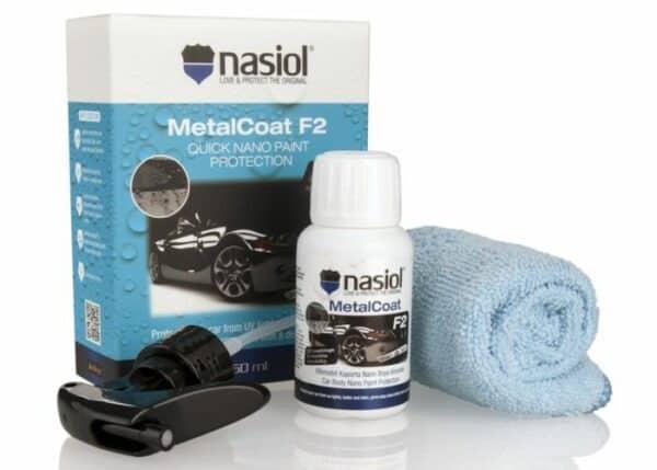 Nasiol MetalCoatF2
