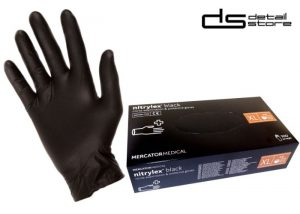 Rękawiczka nitrylowa r. XL