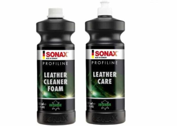 Leather Cleaner Foam Leather Care 1L