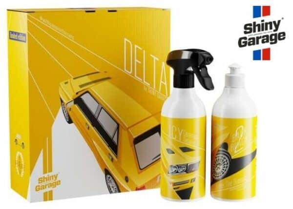 SHINY GARAGE DELTA INTEGRALE LIMITED EDITION KIT