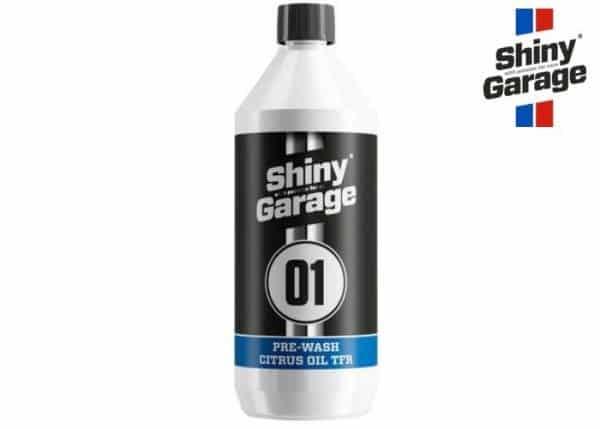 Shiny Garage Pre Wash Citrus Oil TFR 1L