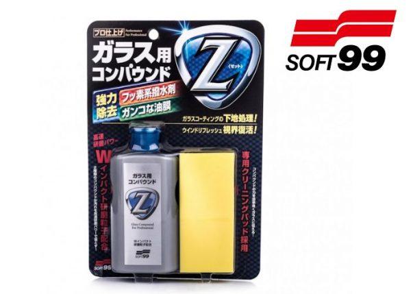 Soft99 Glass Compound Z