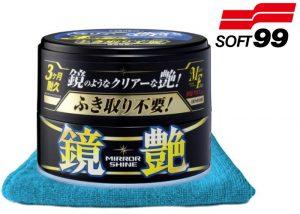 Soft99 Mirror Shine Wax Dark