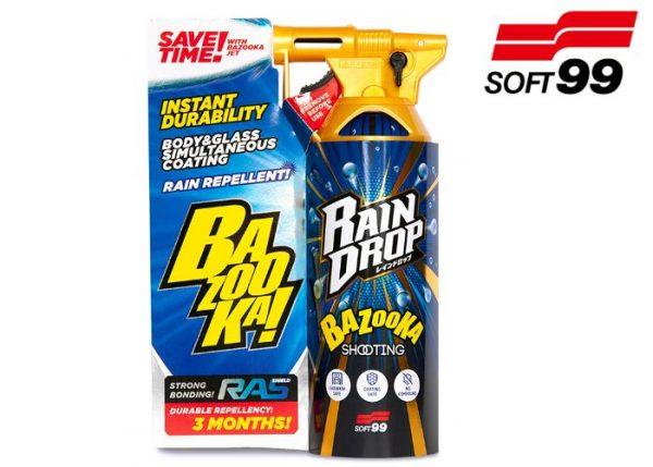 Soft99-Rain-Drop-Bazooka---wosk-w-sprayu,-szybka-aplikacja-i-wysoka-trwałość-do-3-miesięcy-300ml