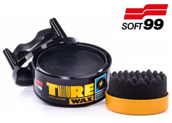 Soft99 Tire Black Wax