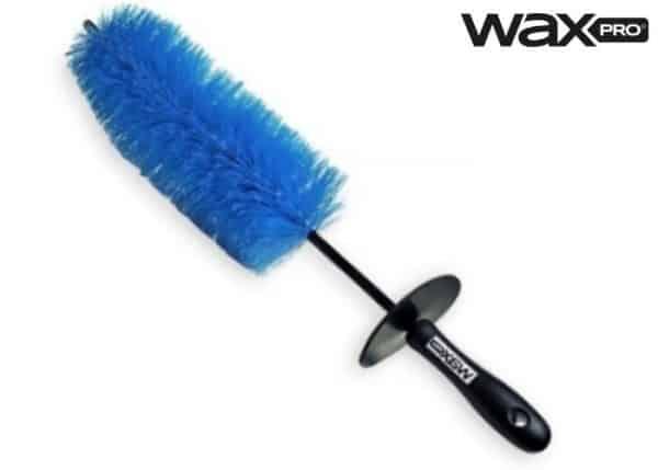 WaxPro-Sulley-Wheel-Brush-MINI---krótka,-delikatna-szczotka-z-kołnierzem-do-czyszczenia-felg