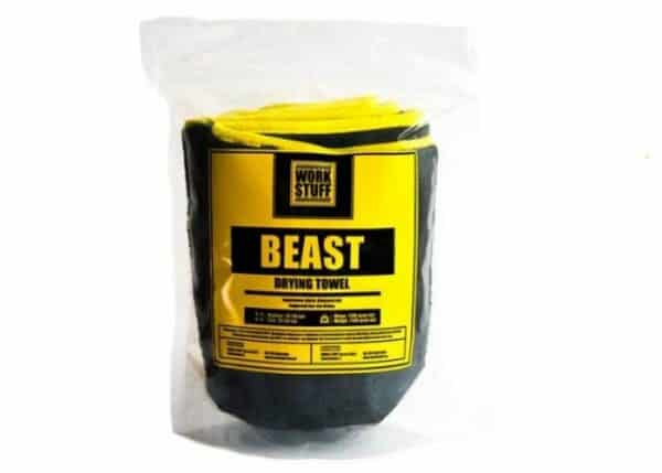 Work-Stuff-Beast-Drying-Towel---super-chłonny-ręcznik-do-osuszania-auta,-bardzo-delikatny-1100gsm-70x50cm