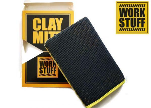 WS Clay Mitt