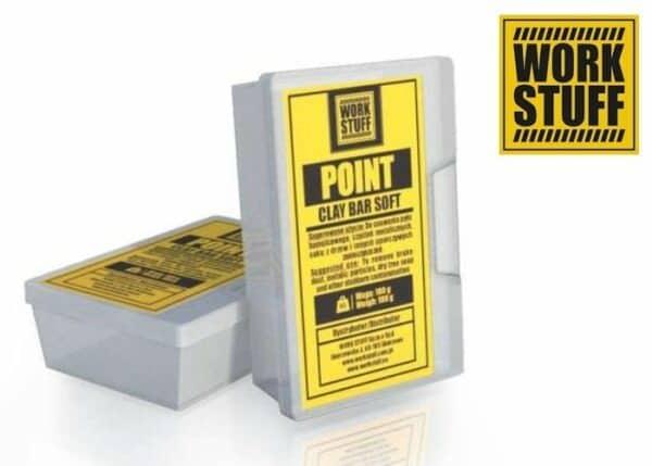 WS Point Clay Bar