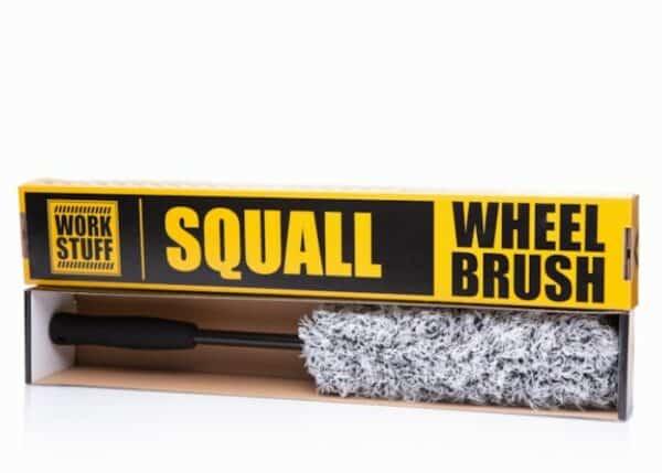 Work-Stuff-Squall-Wheel-Brush---delikatna-szczotka-mikrofibrowa-do-felg,-długa-szczotka-do-felg