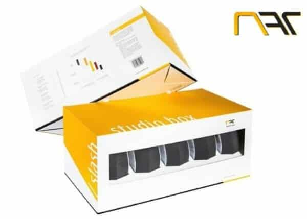 NAT Studio Box Black