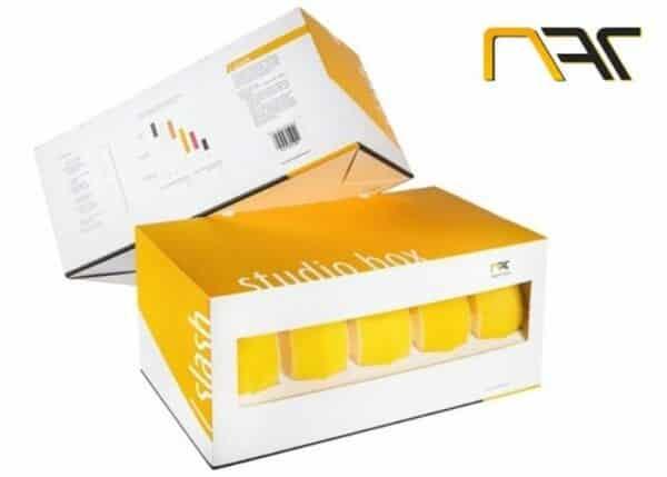 NAT Studio Box Yellow