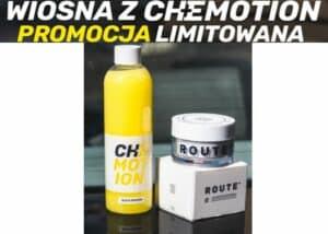 chemotion zestaw route x52 + chemotion qd