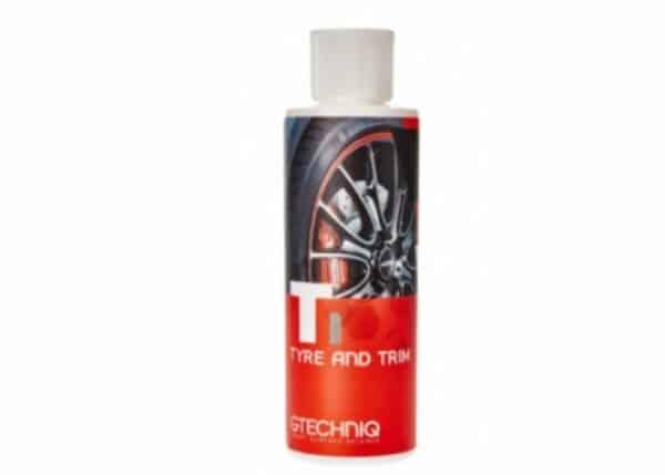 Gtechniq T1 trim tire dressing