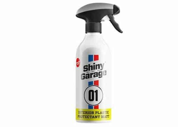 Shiny Garage Interior Plastic Protectant Matt 500ml