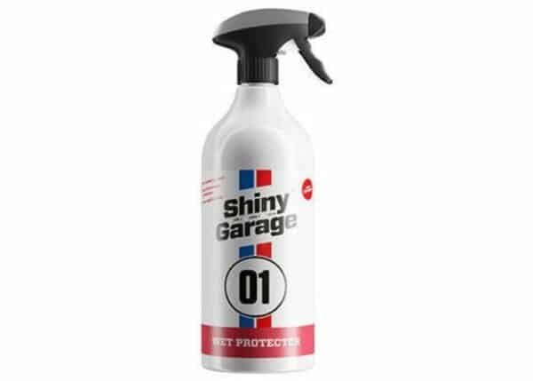 Shiny Garage New Wet Protector