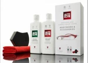 autoglym bodywork&accessories kit